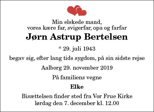 Jørn Astrup Bertelsen