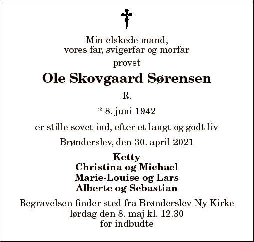 Ole Skovgaard Sørensen