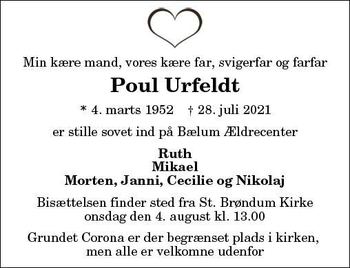 Poul Urfeldt