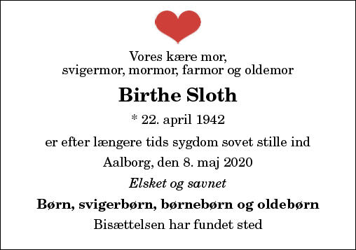 Birthe Sloth
