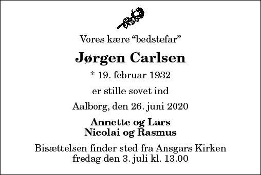 Jørgen Carlsen