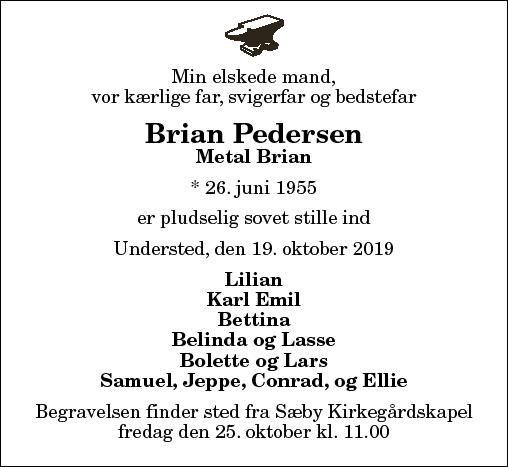 Brian Pedersen