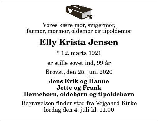 Elly Krista Jensen