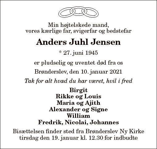 Anders Juhl Jensen