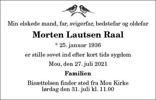 Morten Lautsen Raal