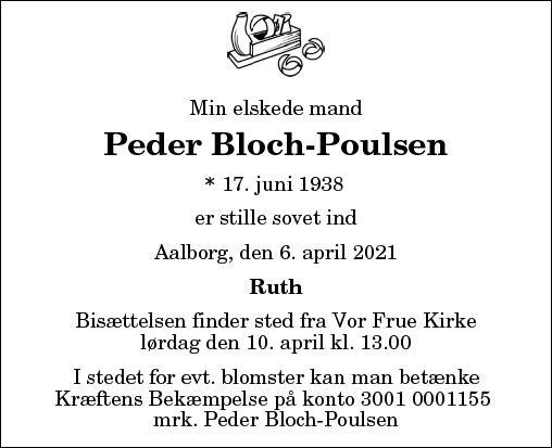 Peder Bloch-Poulsen