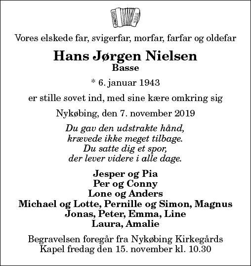 Hans Jørgen Nielsen