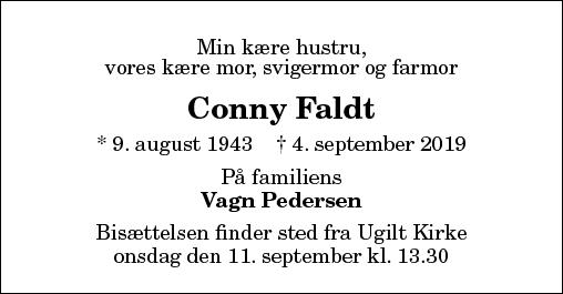 Conny Faldt