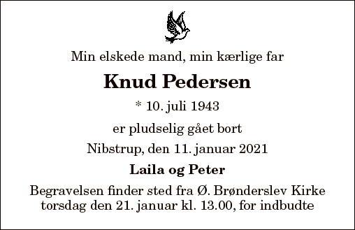 Knud Pedersen