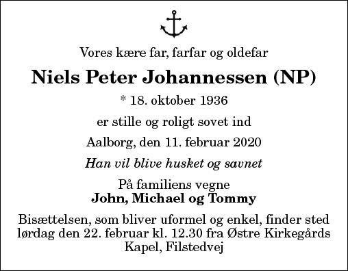 Niels Peter Johannesssen
