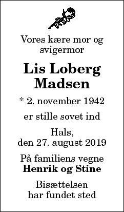 Lis Loberg Madsen