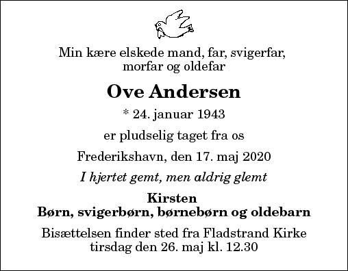 Ove Andersen