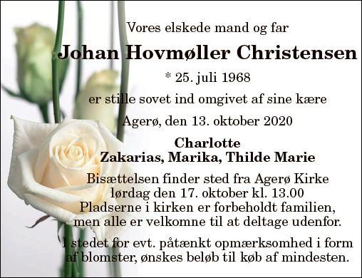 Johan H. Christensen