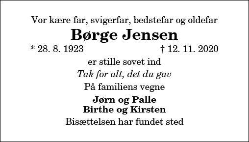 Børge Jensen