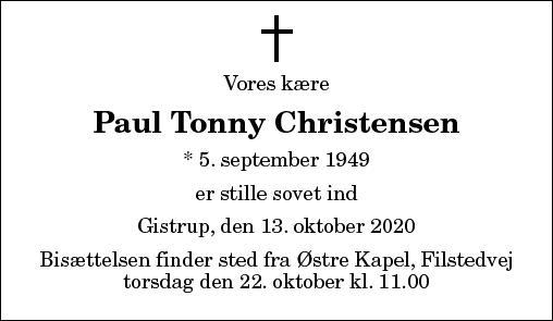 Paul Tonny Christensen