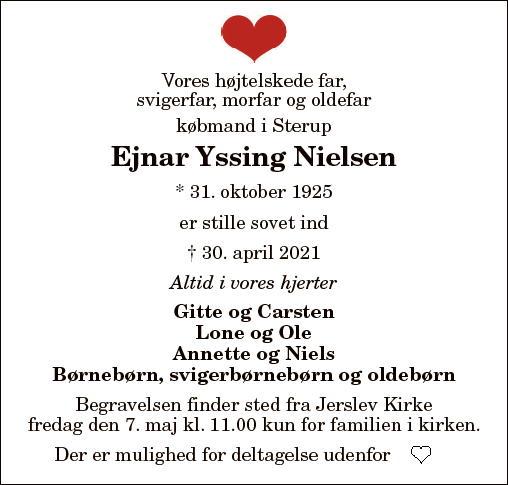 Ejnar Yssing Nielsen