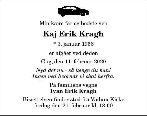 Kaj Erik Kragh