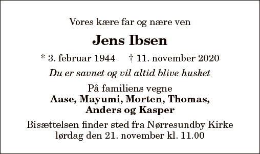 Jens Ibsen