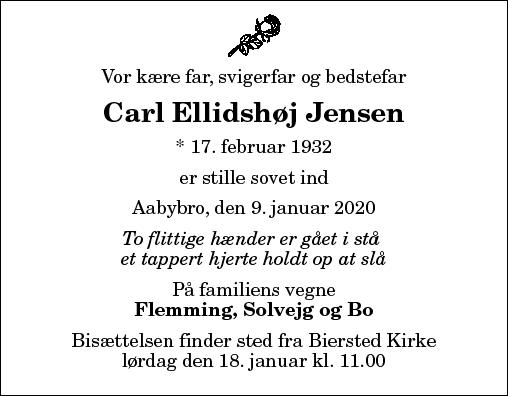 Carl Ellidshøj Jensen
