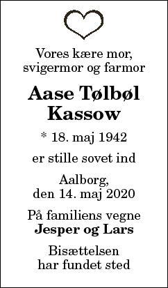 Aase Tølbøl Kassow