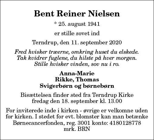 Bent Reiner Nielsen