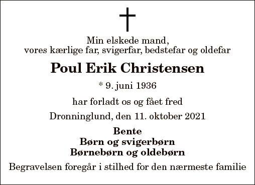 Poul Erik Christensen