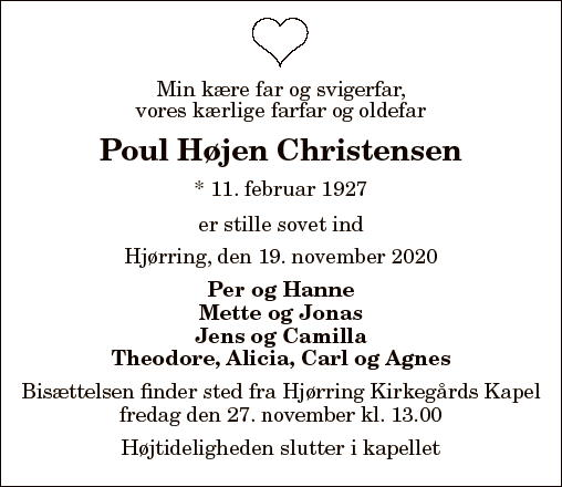 Poul Højen Christensen