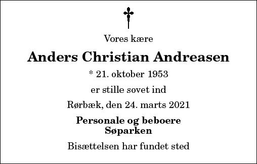 Anders Christian Andreasen