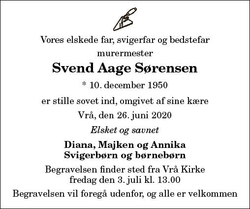 Svend Aage Sørensen