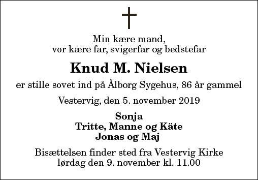 Knud M. Nielsen
