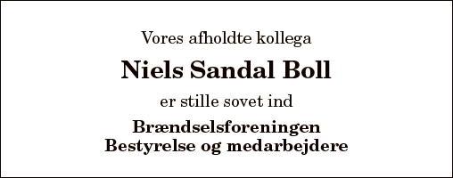Niels Sandal Boll