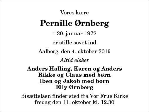 Pernille Ørnberg