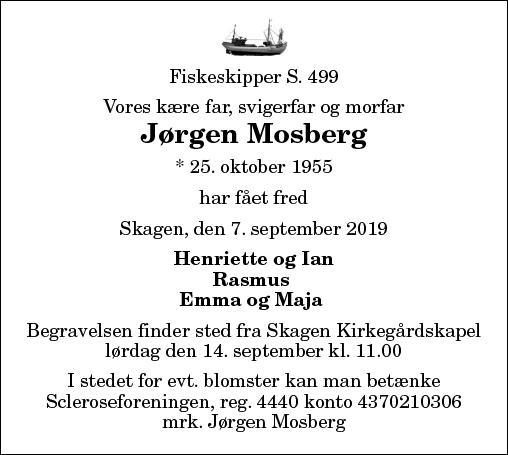Jørgen Mosberg