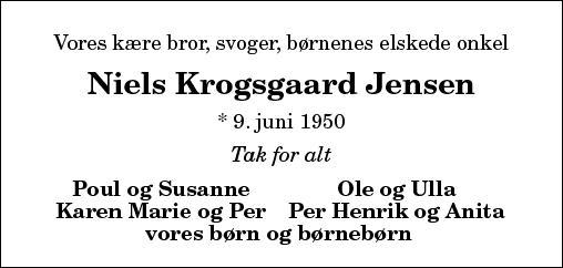 Niels K. Jensen