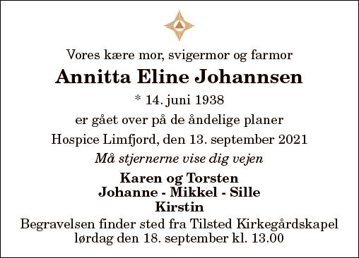 Annitta Eline Johannsen