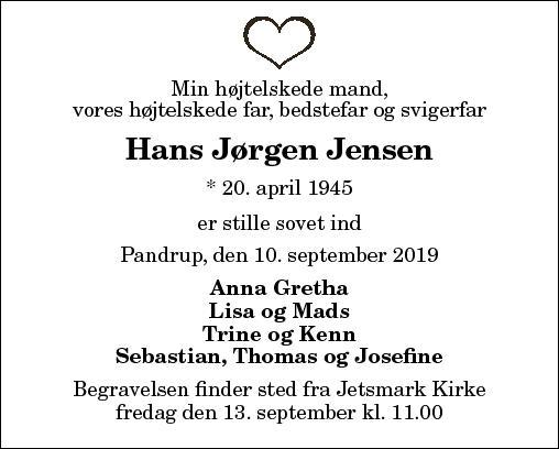 Hans Jørgen Jensen