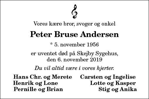 Peter Bruse Andersen