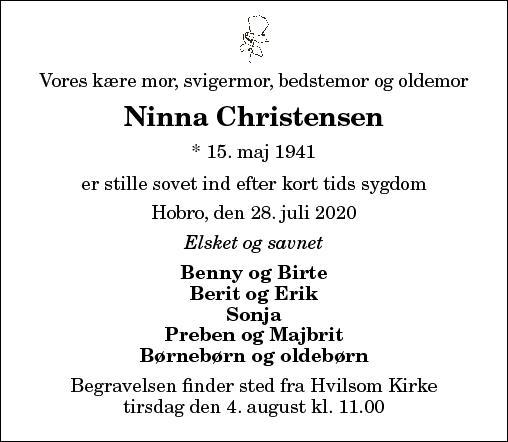 Ninna Christensen