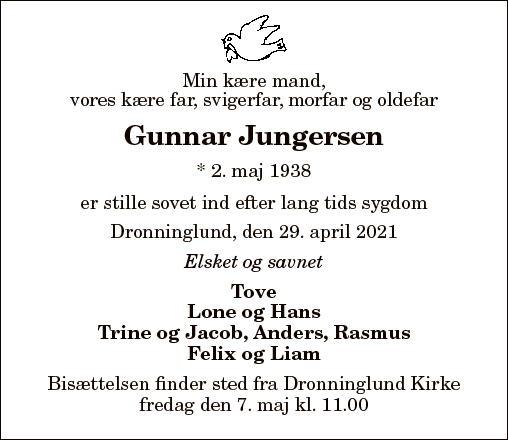 Gunnar Jungersen