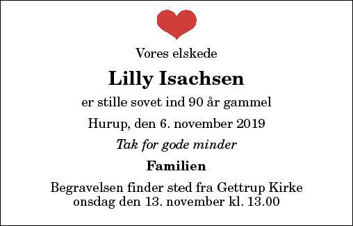 Lilly Isachsen