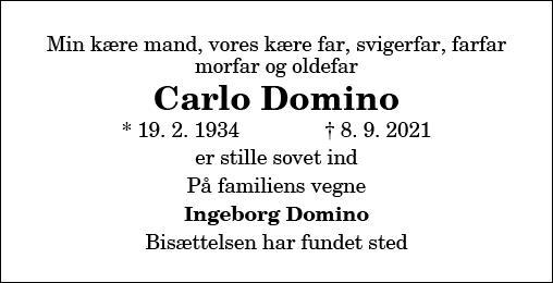 Carlo Domino