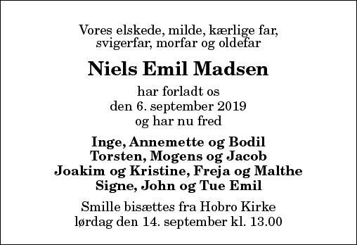 Niels Emil Madsen