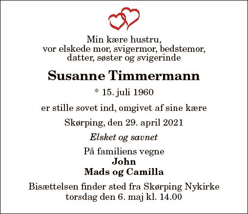 Susanne Timmermann