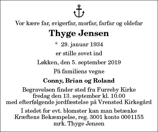 Thyge Jensen