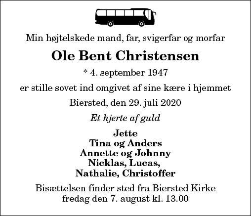 Ole Bent Christensen