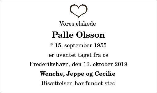 Palle Olsson
