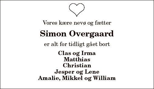 Simon Overgaard