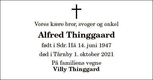 Alfred Thinggaard