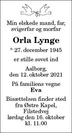 Orla Lynge
