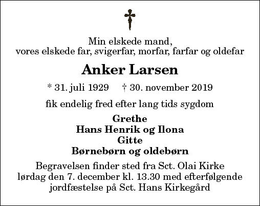 Anker Larsen